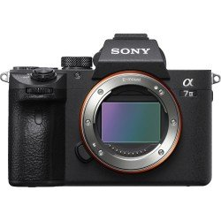 Foto un videotehnika - Sony Alpha a7 III Mirrorless Digital Camera (Body Only) noma