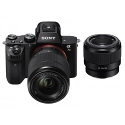Photo & Video Equipment - Sony Alpha a7 III Mirrorless Digital Camera Kit with lens rent
