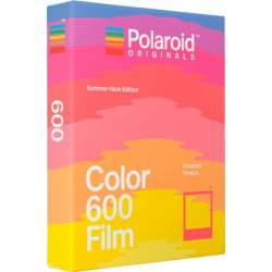 Film for instant cameras - POLAROID ORIGINALS COLOR FILM 600 SUMMER HAZE - buy today in store and with delivery