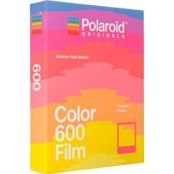 Instantkameru filmiņas - POLAROID ORIGINALS COLOR FILM 600 SUMMER HAZE - perc šodien veikalā un ar piegādi