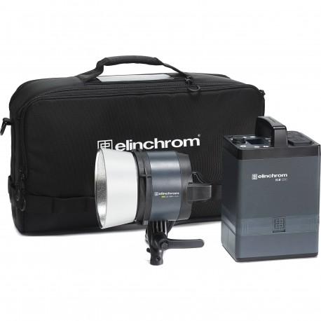 Portatīvās zibspuldzes - Elinchrom ELB 1200 Studio To Go | Action - ātri pasūtīt no ražotāja