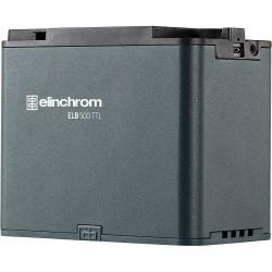 Akumulatoru zibspuldzes - Elinchrom ELB 1200 with Dock - ātri pasūtīt no ražotāja