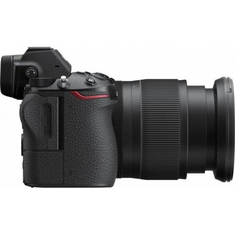 Bezspoguļa kameras - Nikon Z6 + 24-70mm F4.0 full-frame 24.5Mpix mirrorless kit - ātri pasūtīt no ražotāja