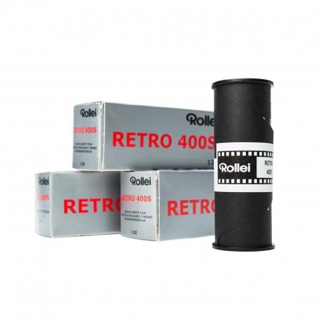 Foto filmiņas - Rollei Retro 400S roll film 120 - perc šodien veikalā un ar piegādi