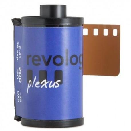Foto filmiņas - Revolog Plexus 200 35mm 36 exposures - perc šodien veikalā un ar piegādi