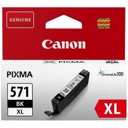 Printeri un piederumi - Canon tintes kasetne CLI-571XL, melna 0331C001 - ātri pasūtīt no ražotāja
