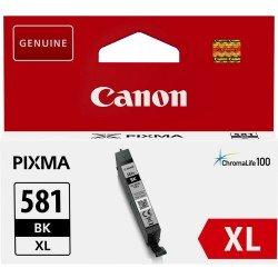 Printeri un piederumi - Canon tintes kasetne CLI-581XL, melna - ātri pasūtīt no ražotāja