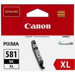 Printeri - Canon tintes kasetne CLI-581XL, melna - ātri pasūtīt no ražotāja