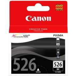 Printeri un piederumi - Canon tintes kasetne CLI-526, melna - ātri pasūtīt no ražotāja