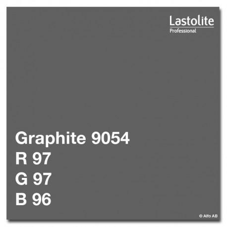 Foto foni - Lastolite papīra fons 2,75x11m, Graphite pelēks (9054) - perc šodien veikalā un ar piegādi