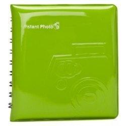 Фото подарки - Fujifilm Instax альбом Mini Jelly, зеленый - быстрый заказ от производителя