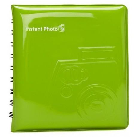 Dāvanas - Fujifilm Instax albums Mini Jelly, zaļš - ātri pasūtīt no ražotāja