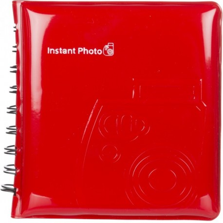 Dāvanas - Fujifilm Instax albums Mini Jelly, sarkans - ātri pasūtīt no ražotāja