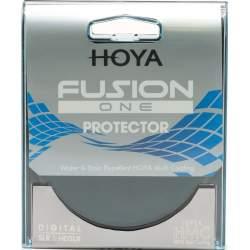 Защитные фильтры - Hoya Filters Фильтр Hoya Fusion One Protector 67мм - купить сегодня в магазине и с доставкой