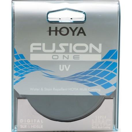 UV aizsargfiltri - Hoya Filters Hoya filtrs Fusion One UV 77mm - perc šodien veikalā un ar piegādi
