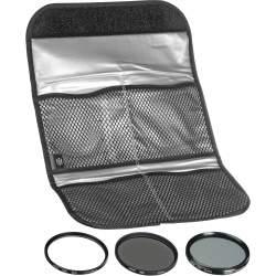 Комплект фильтров - Hoya Filters Комплект фильтров Hoya Filter Kit 2 49мм - быстрый заказ от производителя