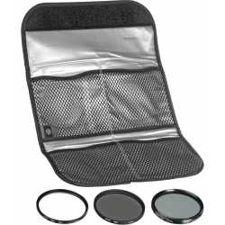 Filter Sets - Hoya Filters Hoya Filter Kit 2 49mm - quick order from manufacturer