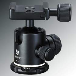 Tripod Heads - Benro lodveida galva B0 PU 60 - buy today in store and with delivery
