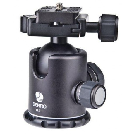 Tripod Heads - Benro B2 Ballhead - buy today in store and with delivery