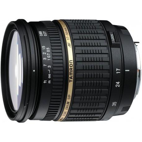 Objektīvi - Tamron SP AF 17-50mm f/2.8 XR Di II LD (IF) objektīvs priekš Canon - ātri pasūtīt no ražotāja