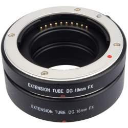 Macro - BIG extension tube set Fuji FX (423073) - quick order from manufacturer