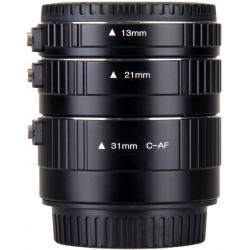 Macro - BIG extension tube set Canon EOS (423065) - quick order from manufacturer