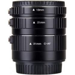 Makro aksesuāri - BIG pagarinājuma gredzenu komplekts Canon EOS (423065) - perc šodien veikalā un ar piegādi