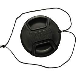 Objektīvu vāciņi - BIG objektīva vāciņš Clip-0 49mm (420501) - perc šodien veikalā un ar piegādi