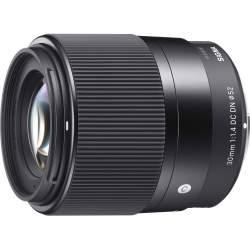 Объективы - Sigma 30мм f/1.4 DC DN Contemporary объектив для Micro Four Thirds 302963 - купить сегодня в магазине и с доставкой