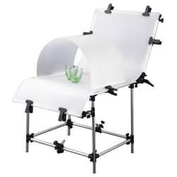 Priekšmetu foto galdi - Falcon Eyes organiskais stikls matēts balts / Top Roof Diffuser SP-0410T for - ātri pasūtīt no ražotāja