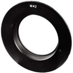 Objektīvu adapteri - BIG адаптер M42 - Canon EF (421338) - купить сегодня в магазине и с доставкой