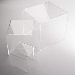 Priekšmetu foto galdi - BIG Helios komplekts priekšmetu fotografēšanai, dzidrs akrils (428584) - perc šodien veikalā un ar piegādi