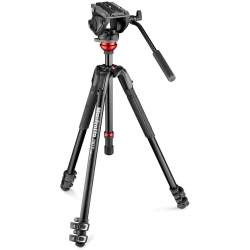 Video statīvi - Manfrotto tripod kit MVK500190XV Alu Video Kit - quick order from manufacturer