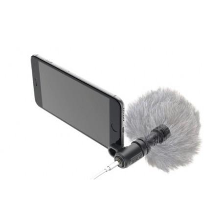 Mikrofoni - Rode VideoMic Me Shotgun microphone for smartphones 3.5mm mini jack connection - perc šodien veikalā un ar piegādi