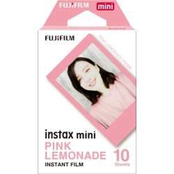Foto filmiņas - FUJIFILM Colorfilm instax mini PINK LEMONADE (10 pcs.) - perc šodien veikalā un ar piegādi