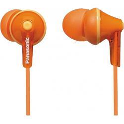 Наушники - Panasonic earphones RP-HJE125E-D, orange - быстрый заказ от производителя