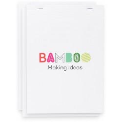 Wacom планшеты и аксессуары - Блокнот для рисования Wacom Bamboo Folio/Slate A4 3шт - быстрый заказ от производителя