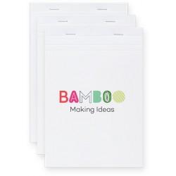 Grafiskās planšetes - Wacom piezīmju bloknots Bamboo Folio/Slate A5 3pcs - ātri pasūtīt no ražotāja