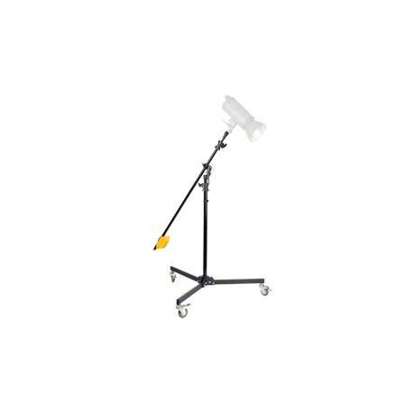 Стойки журавли - walimex Wheeled Boom Stand with Counterweight - купить сегодня в магазине и с доставкой