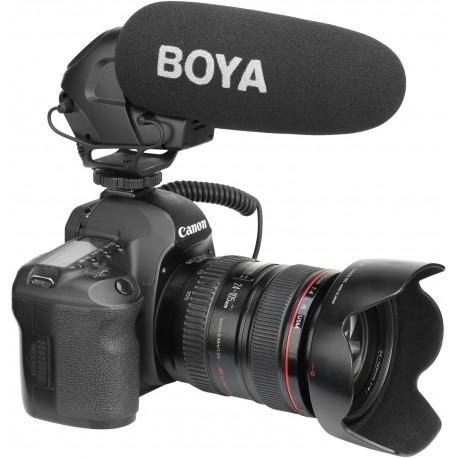 Mikrofoni - Boya mikrofons BY-BM3030 - perc šodien veikalā un ar piegādi