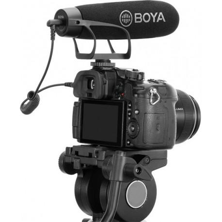 Mikrofoni - Boya mikrofons BY-BM2021 - perc šodien veikalā un ar piegādi