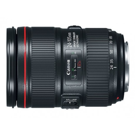Objektīvi un aksesuāri - Canon EF 24-105mm F4L IS II USM
