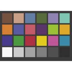 Карты баланса белого - BIG color test card + CD for displays (486010) - быстрый заказ от производителя