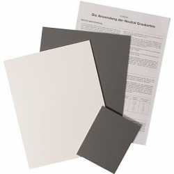 White Balance Cards - BIG gray card kit (486005) - quick order from manufacturer