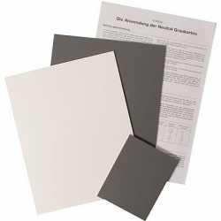 Карты баланса белого - BIG комплект серых карточек 486005 - быстрый заказ от производителя