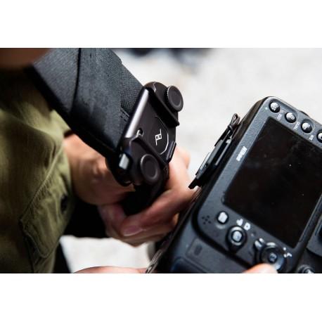 Siksniņas un turētāji - Peak Design kameras stiprināšanas klipsis Capture V3, melns - ātri pasūtīt no ražotāja