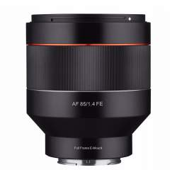 Lenses - SAMYANG AF 85MM F/1,4 SONY FE - buy today in store and with delivery
