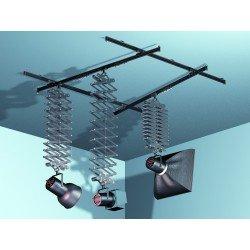Sliežu stiprināšanas sistēmas - Manfrotto Top System 43 FF3043 - ātri pasūtīt no ražotāja