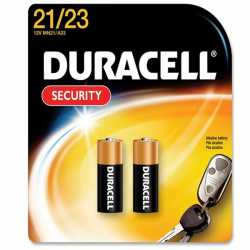 Batteries and chargers - Duracell Security MN21 A23/K23A LRV08 12V Alkaline baterija - buy today in store and with delivery