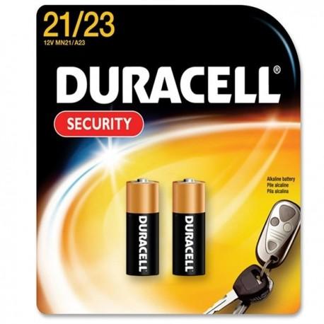 Pirkstiņu baterijas zibspuldzēm - Duracell Security MN21 A23/K23A LRV08 12V Alkaline baterija - perc šodien veikalā un ar piegādi